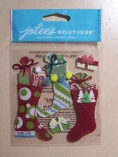 NEW RELEASE-JOLEE'S/JOLEES BOUTIQUE- STUFFED STOCKINGS