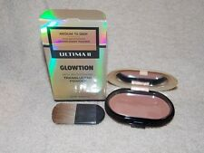 Ultima II Skin Brightening MEDIUM TO DEEP Translucent Powder .32 oz New RARE