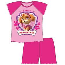 Ropa de niña de 2 a 16 años rosa de color principal rosa 100% algodón