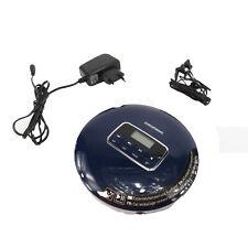 Grundig CD-Player portable GCDP 8000 Triton Dunkelblau