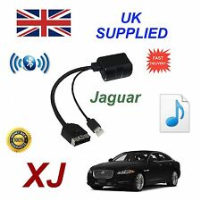 Per JAGUAR XJ Modulo Bluetooth musica in streaming IPOD TOUCH NANO CLASSIC IPAD USB
