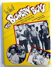 the FILMS of BOWERY BOYS Book DAVID HAYES Brent Walker DEAD END KIDS  Lc41