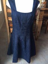 NAVY BLUE COCKTAIL DRESS BY BCBG PARIS