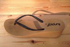 Ladies Reef Wedge Glitter Sandals Uk 8/9
