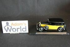 Eligor Talbot Limousine 1:43 Taxi, black / yellow (JMR)