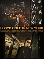 Lloyd Cole-In New York (Collected Recordings 1988-1996)  (UK IMPORT)  CD NEW