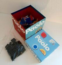 REMEMBER Steckspiel PAOLO - Create & Build Konstruktionsspiel Kids & Erwachsene