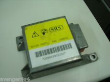 LANDROVER Discovery TD5 Range Rover P38 SRS Airbag ECU di sistema YWC106600 (30)