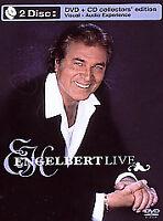 Engelbert Humperdinck - Engelbert Live DVD/CD 2-Disc Set Collector's Edition