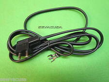 Singer Foot Pedal Cord Male 2-Pin, 301 301A 401 401A 403 403A 404 # 197628 NEW