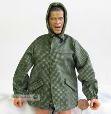 US 1:6 Action Figure Model Accessory WINDPROOF JACKET SMOCK HOOD  DA70