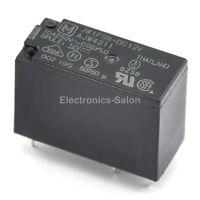 2x Panasonic JW1FSN-DC12V 10A Power Relay,SPDT/1 Form C, Ideal for Power Supply