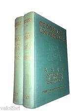 Gribaudi / Malesani / Vacca - L'ASIA ANTERIORE, DI SUD-EST, ORIENTALE. 1936 UTET