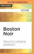 Akashic Noir: Boston Noir by Dennis Lehane (2016, MP3 CD, Unabridged)