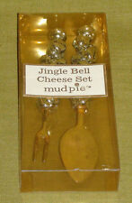 Jingle Bell Cheese Set by Mudpie