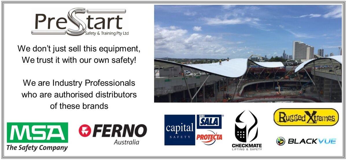 PreStart Safety and Training