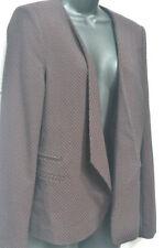 Tailleur e abiti sartoriali da donna marrone giacca