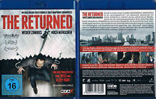 THE RETURNED - WEDER ZOMBIES NOCH MENSCHEN --- Blu-ray --- Uncut ---