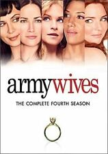 Army Wives Complete Season 4 DVD Set DVDs Region 1 Fourth Series