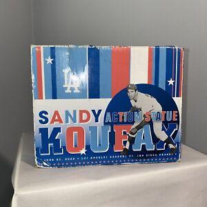 Sandy Koufax LA Dodgers Action Statue Figure SGA 2005 New In Open Box