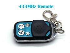 1X 433MHz Cloning Remote Control Garage Door Electric Gate 433MHz Keyfob