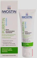 Iwostin Purritin Rehydrin moisturizing for dry irritated skin anti acne cream