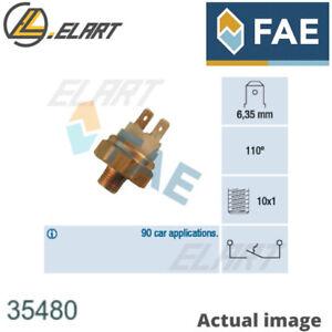 TEMPERATURE SWITCH COOLANT WARNING LAMP FOR AUDI 100 AVANT 4A5 C4 AAE ABK MC FAE