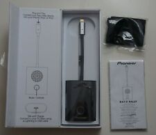 Pioneer Rayz Rally Lightning Portable Conference Speaker for iPhone iPad (Onyx)