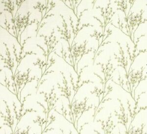 Pussy Willow Steel Wallpaper Same Batch Price per roll RARE