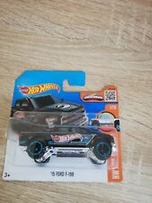 Hot Wheels 2016 Hot Trucks '15 Ford F-150 (black)
