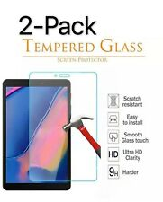 2PACK Tempered Glass Screen Protector for Samsung Galaxy Tab A 10.1 SM-T580 2016