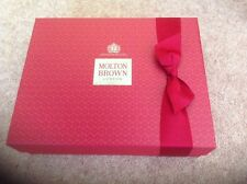 MOLTON BROWN PINK PEPPERPOD GIFT SET X 3 ITEMS BRAND NEW IN GIFT BOX