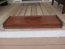 Oak Globe Wernicke Mission Bookcase Top