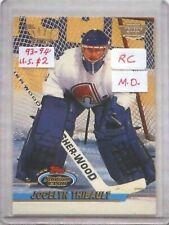 "1993-94 TSC ""Members Only"" Jocelyn Thibault Rookie Card 479"