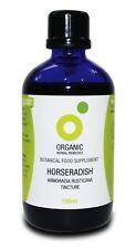 Organic Horseradish Tincture 100ml