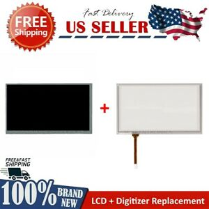 Pioneer AVH-P8400BH Replacement LCD Screen Display & Touchscreen Glass Digitizer