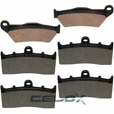 for BMW R1150R R1150RS SE 2001 2002 2003 2004 2005 2006 Front & Rear Brake Pads