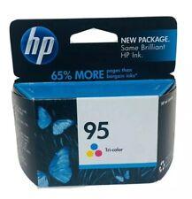 HP 95 Tri-color Color Ink Cartridge  OEM Sealed Deskjet 460 C8766WN Officejet
