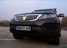 For Kia Sorento 2010 - 2014 Chrome Front Grill Trim Type B