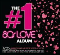 The #1 80s Love Album 3 CD boxset