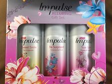 Impulse Fragrance Spray 35ml Mix x12 Only £12.99