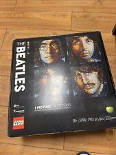 LEGO Art The Beatles (31198) Brand New & Sealed