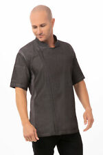 Chef Works Mens Delancey Chef Coat (Cez01)