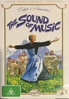 The Sound Of Music : 40th Anniversary Edition  (DVD, 2006, 2-Disc Set) BRAND NEW