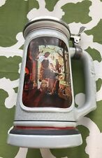 """The Building Of America Stein Mug Collection 1995 """" The Blacksmiths """""""