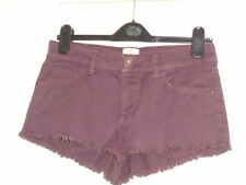 River Island Hot Pants Cotton Blend Shorts for Women