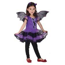 Halloween Costumes Girls Batman Wings Child Cosplay Cute Bat Costume Kids Dress