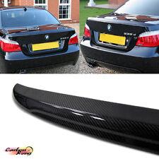 Item In LA Carbon Fiber BMW E60 4DR 5-SERIES M5 STYLE TRUNK SPOILER 528xi 525i
