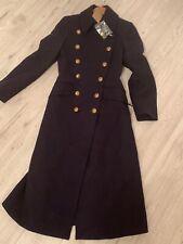 brand new burberry Coat Navy Blue PPR£1699 Uksize6