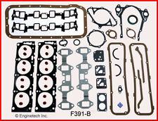 Engine Full Gasket Set-OHV, Ford, 16 Valves ENGINETECH, INC. F391-B